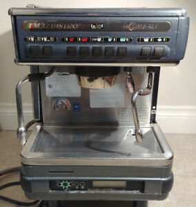 La Cimbali M32 Bistro Dt 1 nf Espresso Coffee Machine For Parts repair