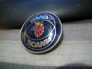 Used Saab 9000 Rear Decor Panel Emblem