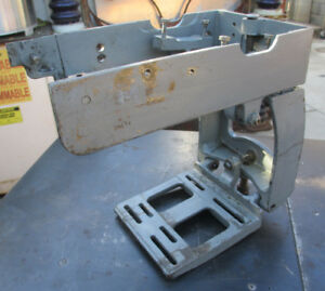 Logan 11 Lathe Complete Countershaft Motor Support Frame Assembly very Nice