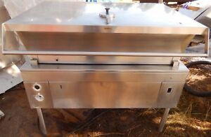 Tilt Skillet By Cleveland 40 Gallon fully Automatic In Excellent Condition