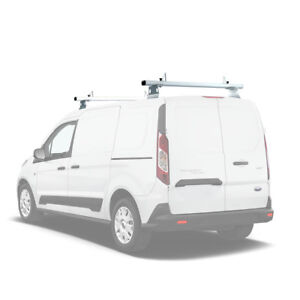 Ford Transit Connect 2014 On Van Roof Rack Cross Bar Aluminum 60 Cargo Carrier