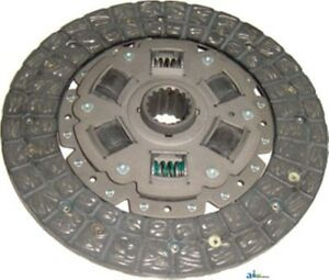 Sba320400433 Clutch Disc For Ford New Holland Compact Tractor 1720