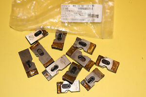 New Lot Of 11 Madison Cutters Cnc lathe milling Machinist Industrial Tool Nice
