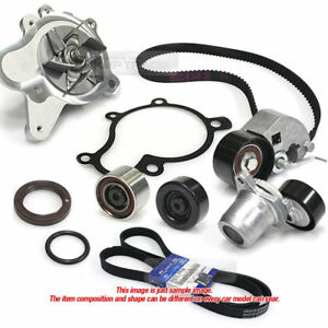 Genuine Parts Timing Belt Water Pump Kit For Hyundai 2002 2008 Tiburon 2 7l