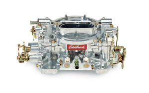Edelbrock 1412 Performer Series Eps 800 Cfm Manual Choke Carburetor Non egr New