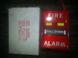 8 Federal Signal fire Alarm Pull Station model 4050 001t 201