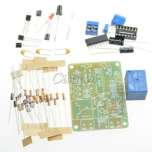 Diy Infrared Proximity Switch Kit Control Switch Automatic Faucet Control Module