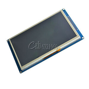 New 7 Inch Tft Lcd Module 800x480 Ssd1963 Touch Pwm Arduino Avr Stm32 Arm