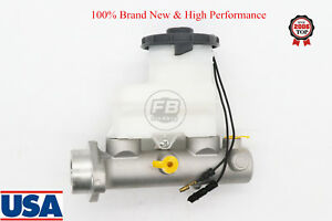 Us New Brake Master Cylinder For 96 00 Honda Civic 1 6l Fit Oe 46100 s04 a01