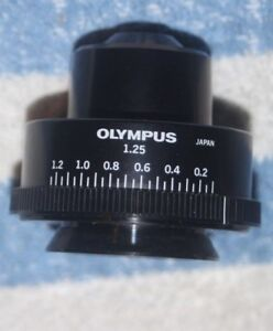 Olympus Bh2 And Bx Series Microscope Condenser