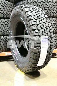 4 New Bf Goodrich All Terrain T A Ko2 125r Tires 2757018 275 70 18 27570r18