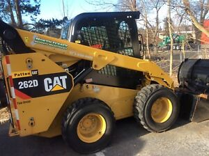 2015 Cat 262d Skid Steer