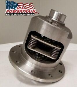 Chev Gm 8 5 8 6 Limited Slip Posi 30 Spline 10 Bolt Locker Eaton Clutch Style