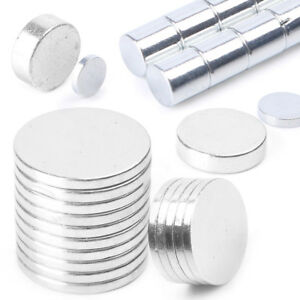 5 100pcs Super Strong Round Disc 10 X 2mm Magnets Rare Earth Neodymium N35 Tool