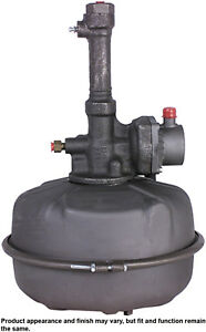 Power Brake Booster Hydro Vac Cardone 51 8051 Reman