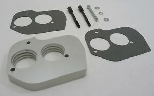 Obx Throttle Spacer For 91 To 95 Chevrolet Silverado Ck 454 Tbi 7 4l V8