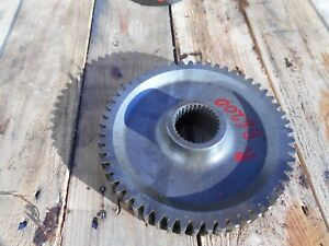 Kubota B6200 Axle Bull Gear Part 66611 17130