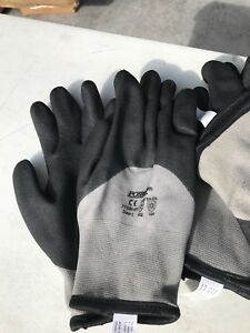 West Chester Posigrip 715whptf Water Resistant Cold Protection Nylon Gloves Xxl