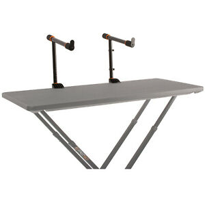 Fastset Fast-Attach Two Tier Arm System Stand for laptop  keyboard [FAST-2TIER]