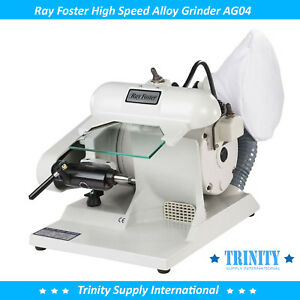 Ray Foster High Speed Alloy Grinder Ag04 Dental Lab Powerful Efficient