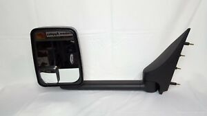 Velvac Rv Left Side Mirror For Ford Econoline 03 newer 17 5 In Arm 715409