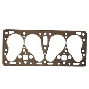 Engine Cylinder Head Gasket Omix 17446 02 Fits 52 55 Jeep Willys 2 2l l4