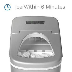 For Counter Top Machine Portable Ice Maker Ice Storage With Ice Scoop