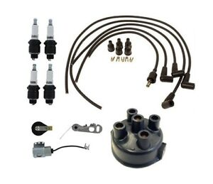 Ferguson To20 To30 To35 Tractor Ignition Tune Up Kit Delco Distributor