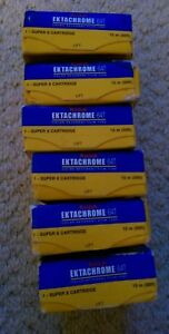 kodak ektachrome super 8 film 64t 7280