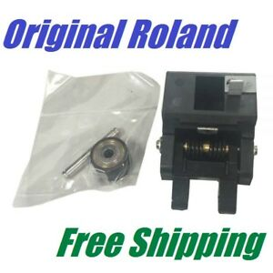 Original Roland Gx 24 Pinch Roller Assembly For Cutting Plotters 6877009070