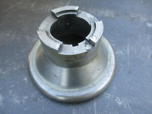 Logan 12 Lathe Main Spindle Back Gear Hand Wheel Free Priority Shipping