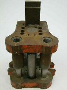 Danly Punch Press Die Set Shoe 2 Back Post B 0505 f1