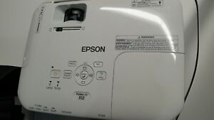 Epson Lcd Projector Model H429a 110 240 V