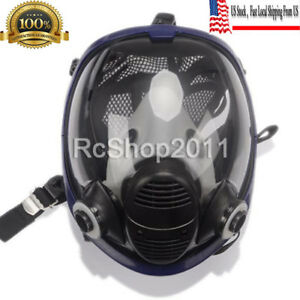 Painting Spraying Similar For 3m 6800 Gas Mask Full Face Facepiece Respirator Us