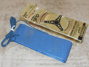 1965 1966 1967 1968 1969 1970 Ford Mustang Cougar Nos Blue Steering Wheel Wrap