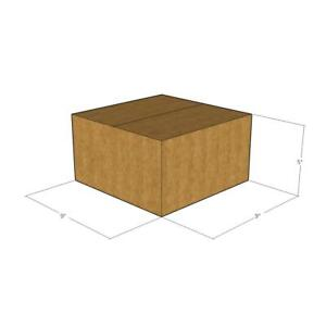 125 lxwxh 9 X 9 X 5 32 Ect New Corrugated Boxes
