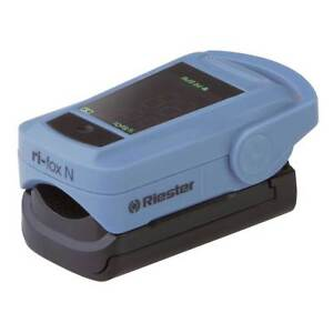 Riester 1905 Ri fox N Fingertip Pulse Oximeter Measures Pulse And Spo2