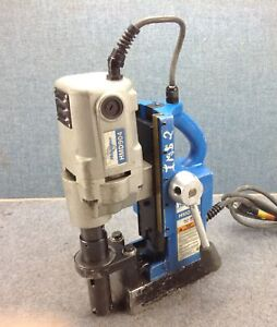 Hougen Hmd904 Portable Magnetic Drill 88464