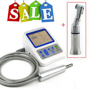 Fda Large Lcd Dental Dentist Endodontic Root Canal Treatment Motor contra Angle