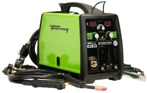 Mig stick tig Multi process Welder Welding Machine W Regulator Gas Hose Tool