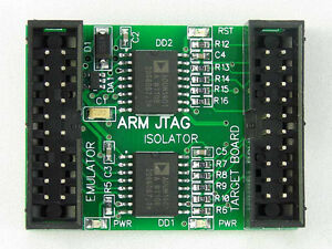 arm Jtag Isolator For Jlink Colink Other Programmers And Debuggers Cortex M3
