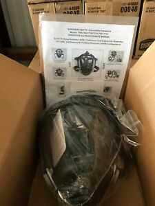 Honeywell Survivair Opti fit Convertible 5 Pt Strap Respirator S Series 764000
