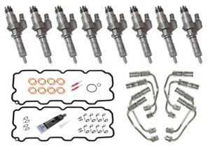 2001 2004 5 Duramax Lb7 Injector Replacement Kit Remanufactured