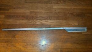 Original 1965 Plymouth Valiant 200 Wagon Sedan Front Passenger Door Molding Rh