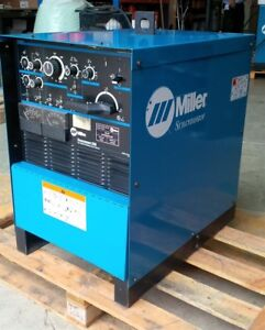 Miller Syncrowave 250 Low Hours 50 Hours Total Use