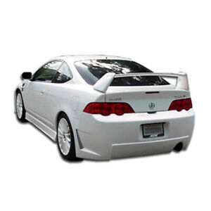 B 2 Rear Bumper Body Kit 1 Pc For Acura Rsx 02 04 Duraflex