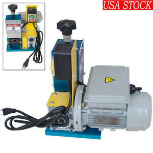 Powered Electric Wire Stripping Machine Heavy Duty Copper Wire Electric 1 5 25mm