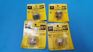 Motorola Hep Series Germanium Pnp Power Transistor Hep g6004 4 Pcs