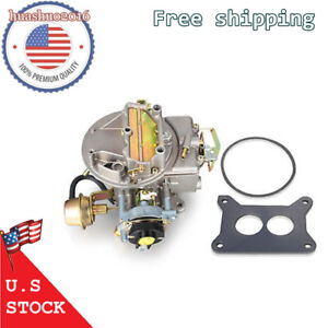 2 barrel Carburetor Carb For Ford Mustang F 350 F 100 A800 1964 1982 5 8l Engine