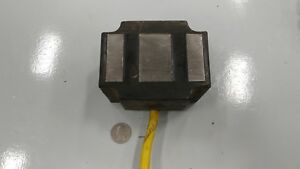 Vibratory Feeder Coil Electromagnet That Will Lift 765 Pounds 24vdc